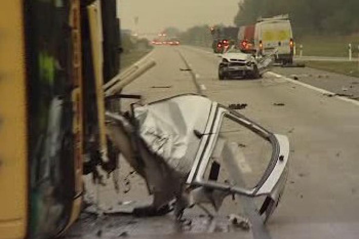 Nahoda na dálnici