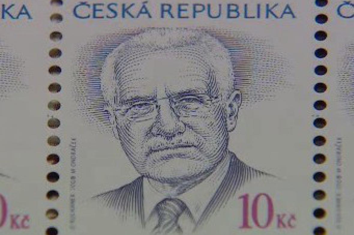 Václav Klaus 2008