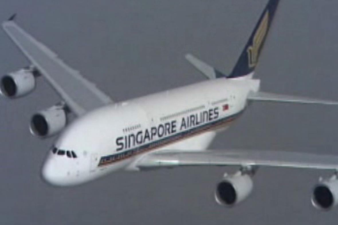 První prodaná A380