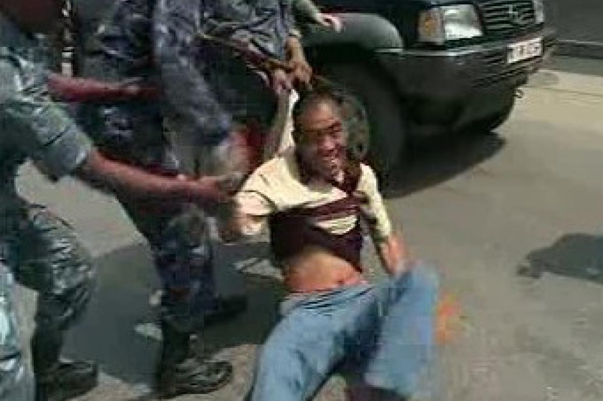Protesty v Káthmándú