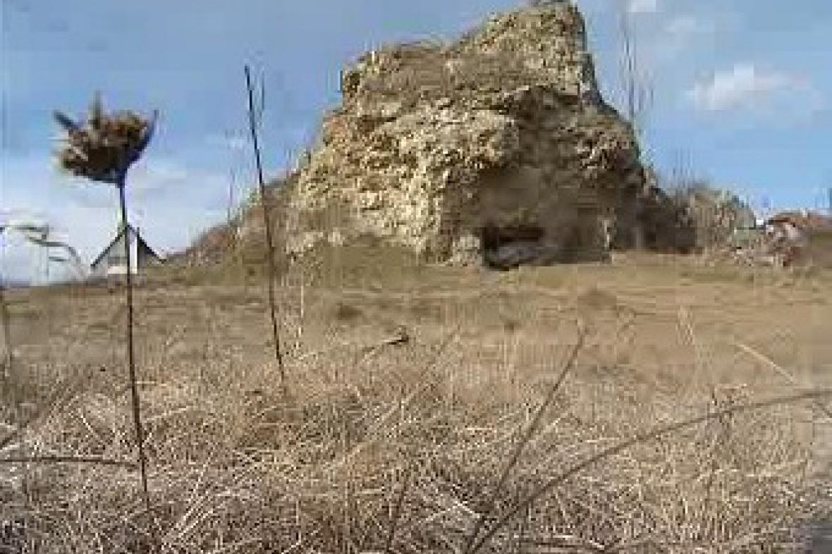 Kamenolom v Gánovcích