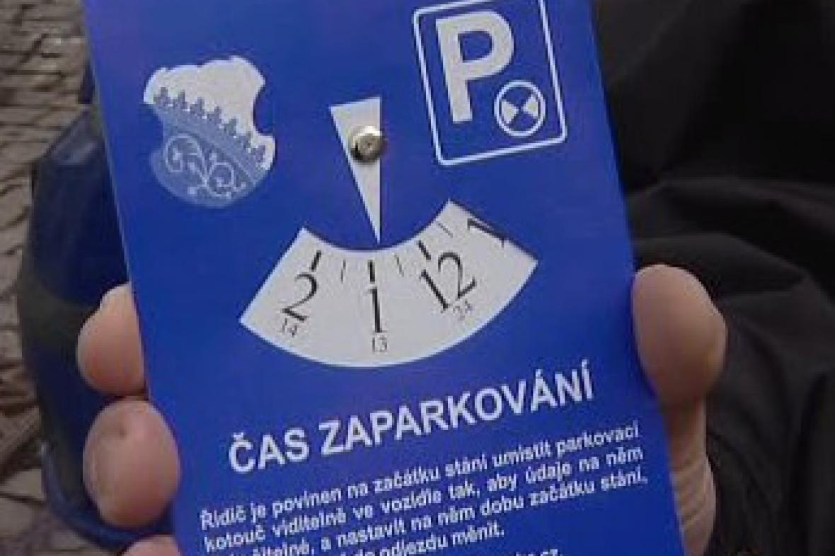 Osobní parkovací hodiny