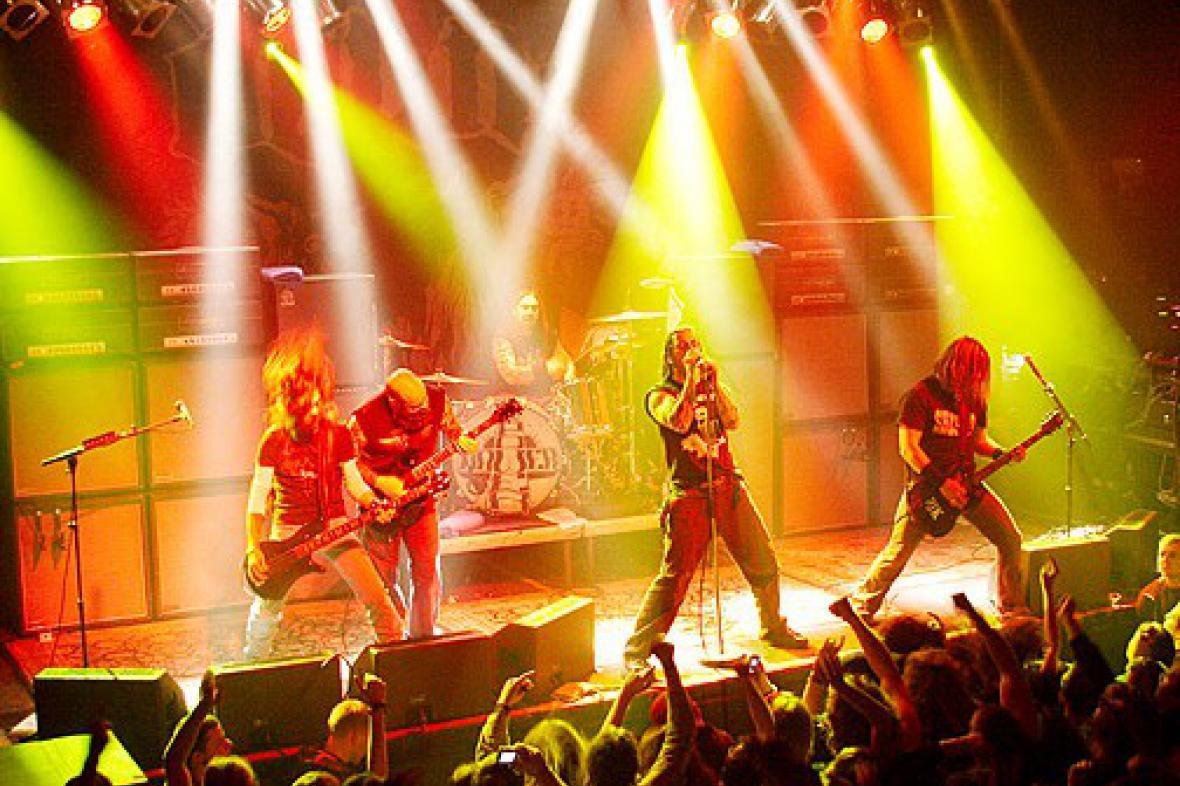 Metalová skupina DOWN