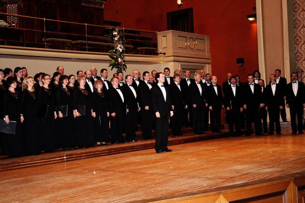 Pražský filharmonický sbor