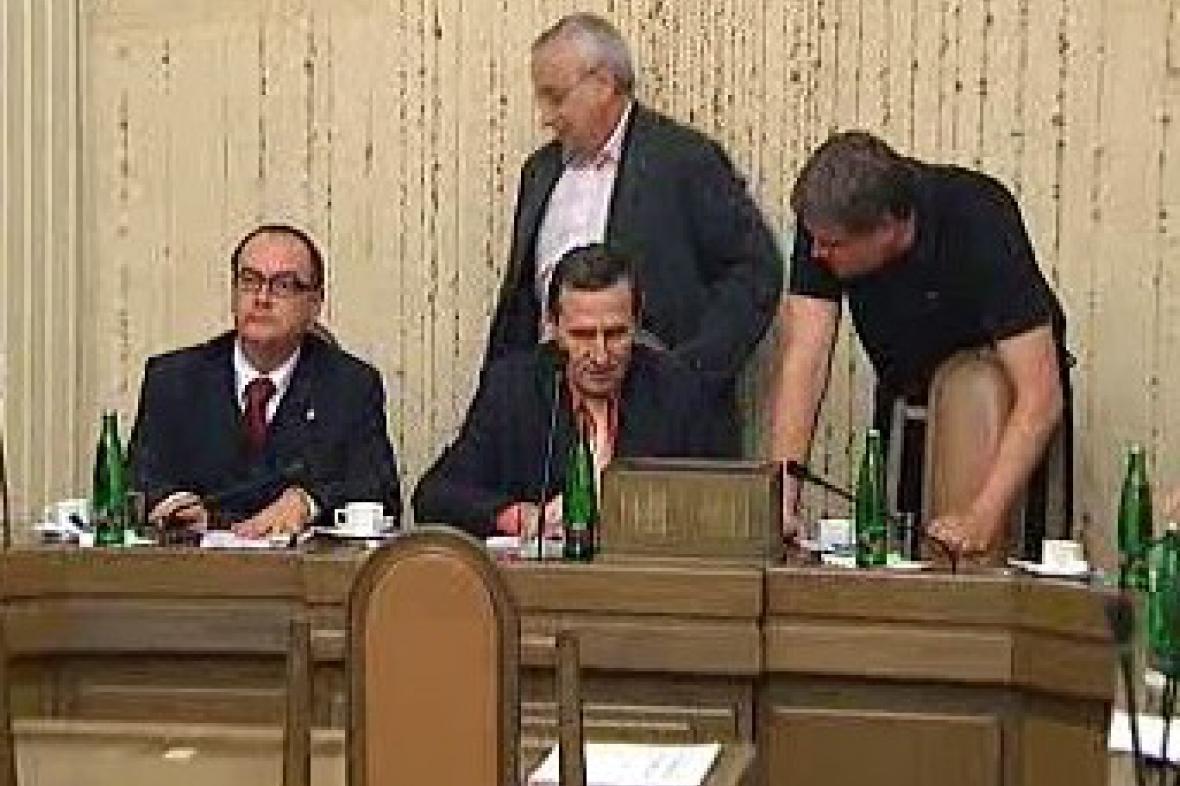 Předsednictvo KDU-ČSL