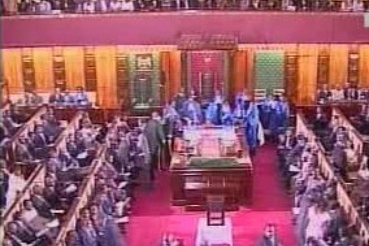 Keňský parlament