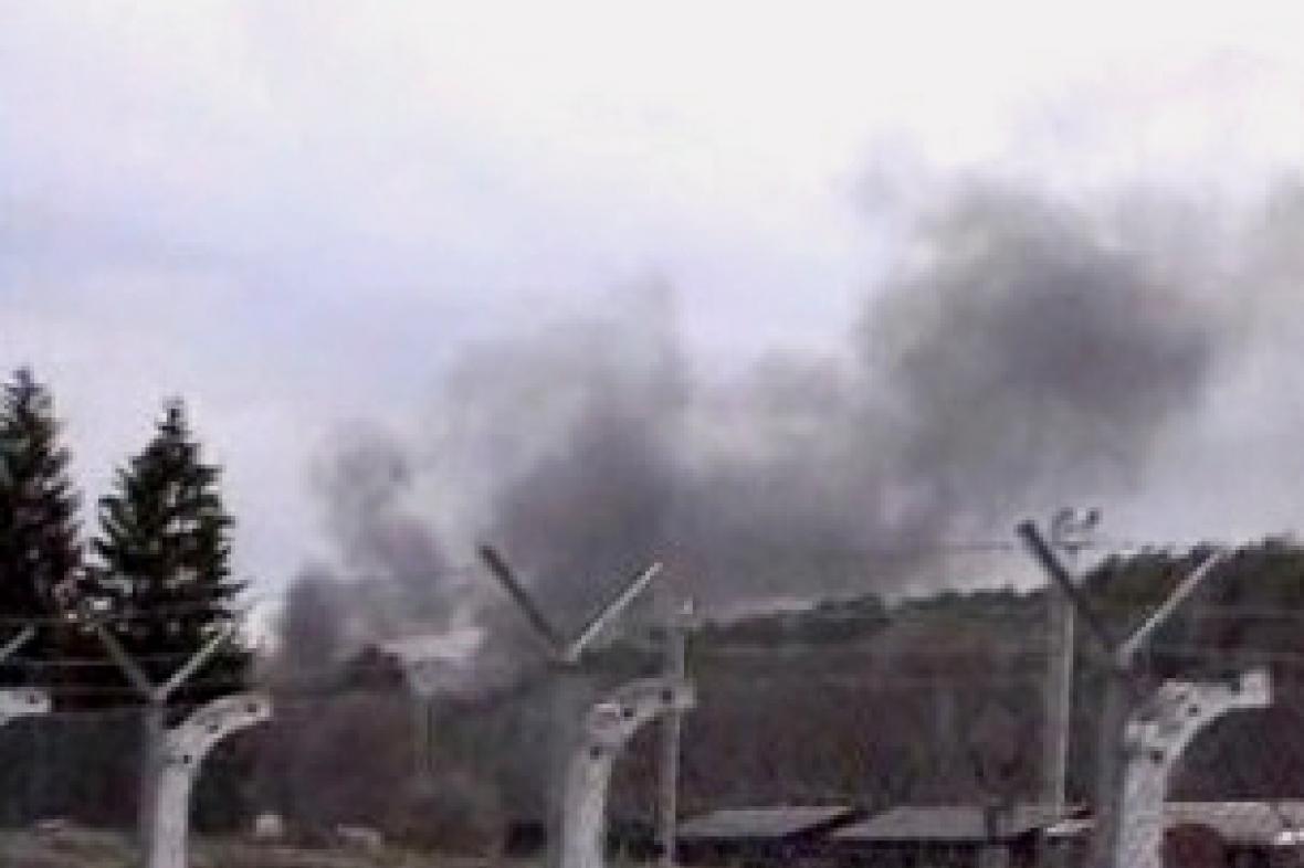 Výbuch munice v Albánii