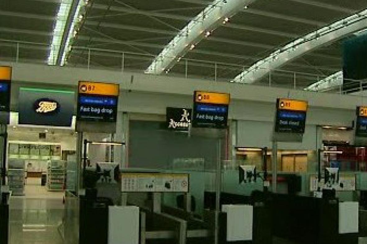 Letiště Heathrow - terminál 5