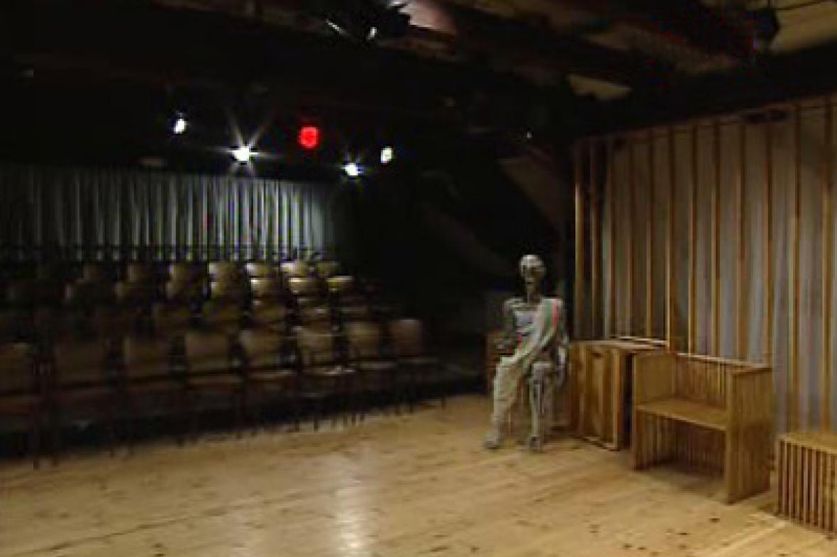 Palác Kolowrat - divadelní sál