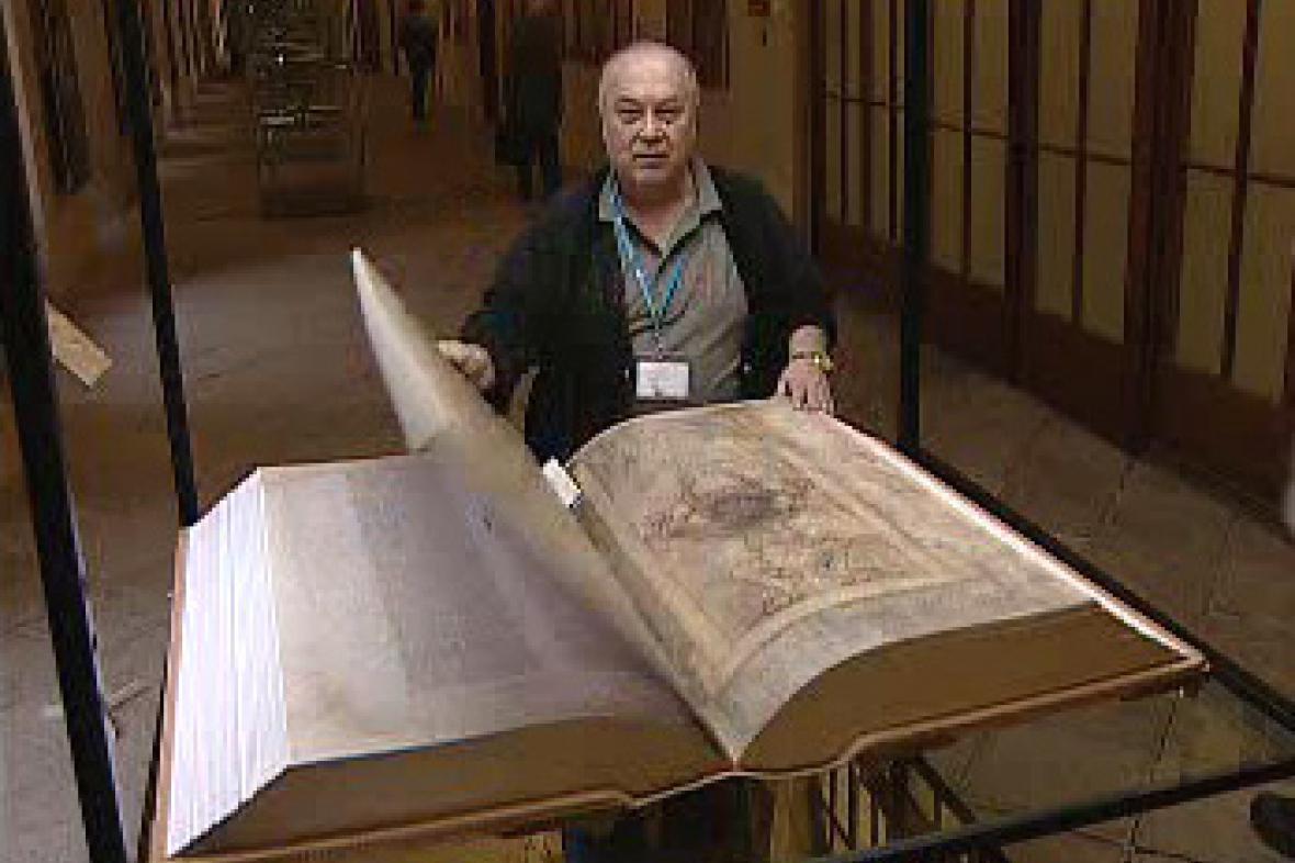 Codex gigas - Ďáblova bible