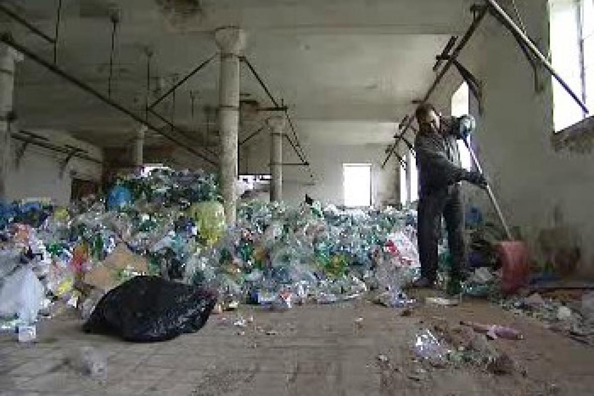 Odklízení odpadu