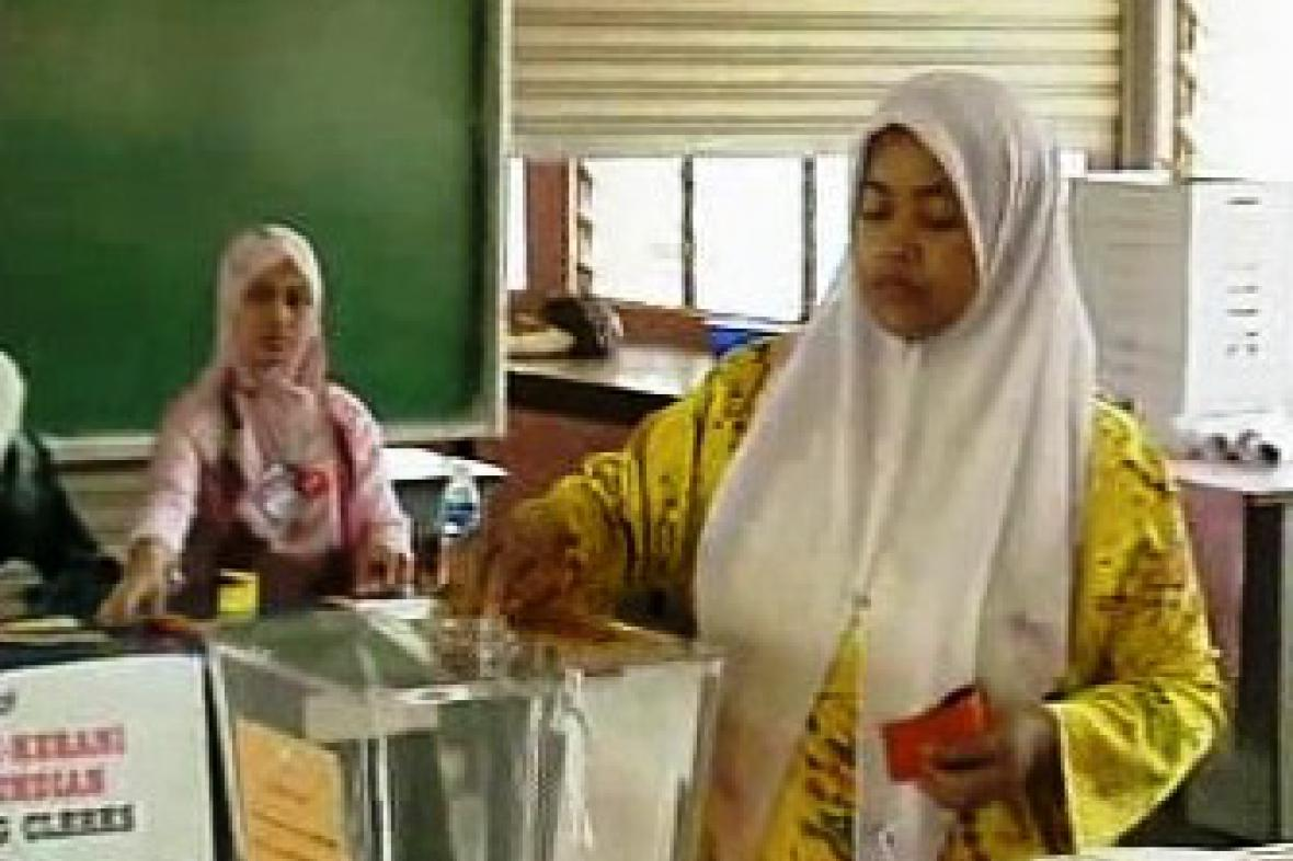 Volby v Malajsii
