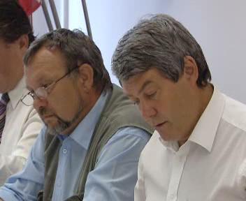 Vojtěch Filip a Pavel Kováčik