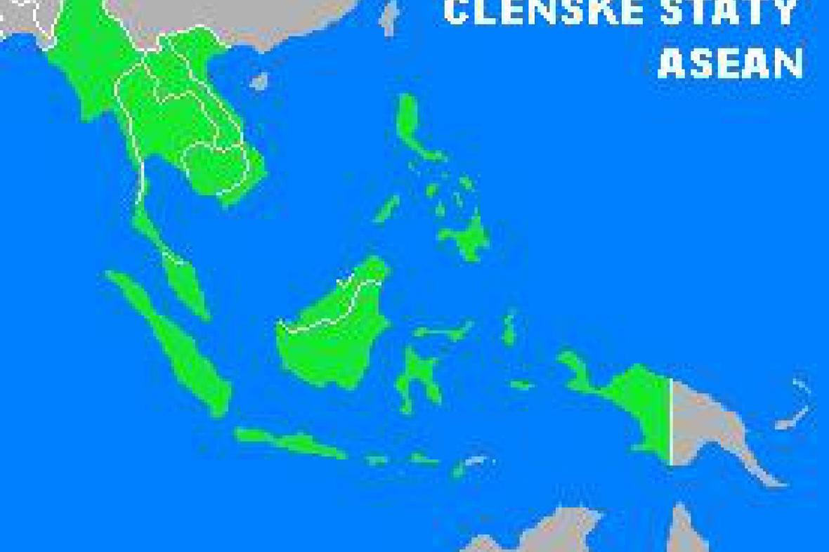 Členské státy ASEAN