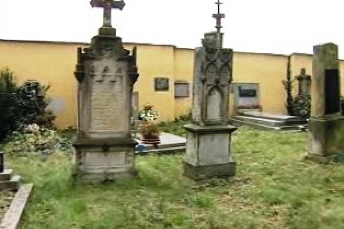 Vojenský hřbitov v Jaroměři