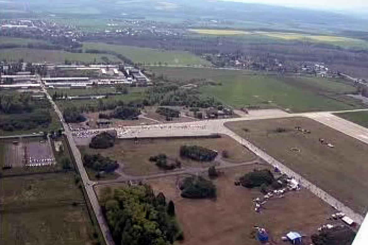 Letiště Planá u Českých Budějovic