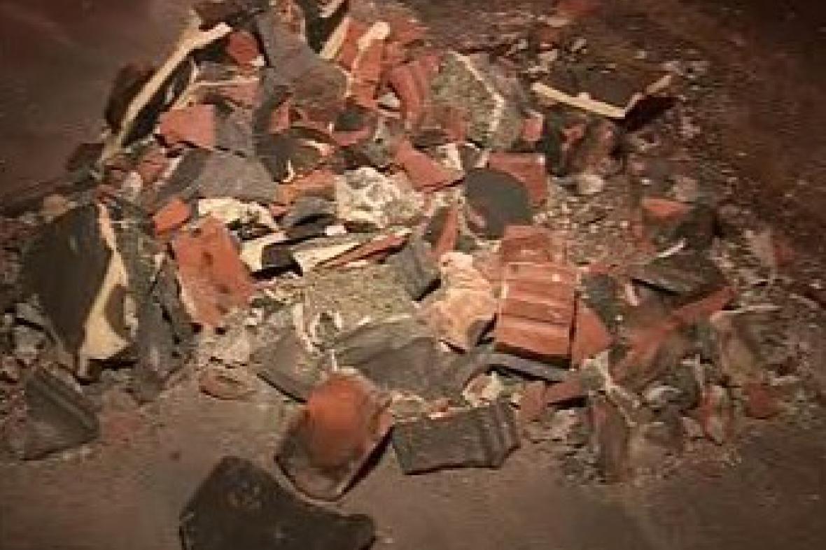 Zemětřesení v Británii