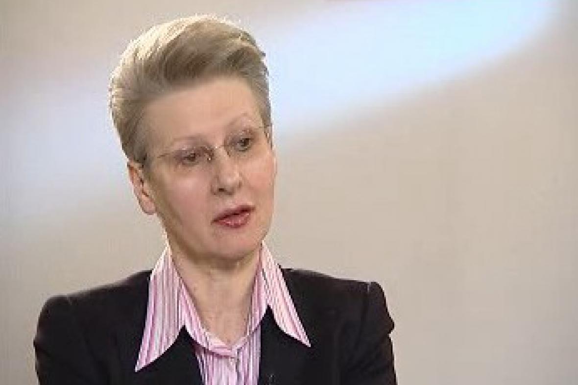 Lilija Ševcovová
