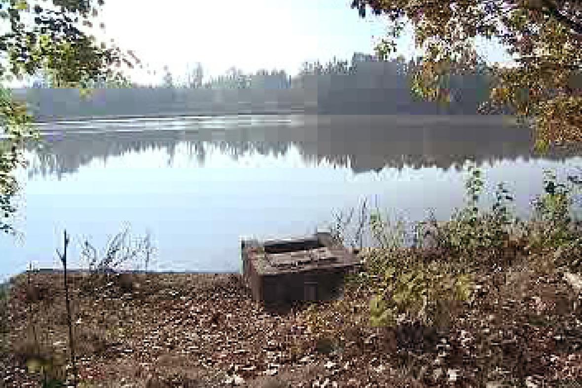 Rybník u Turovce