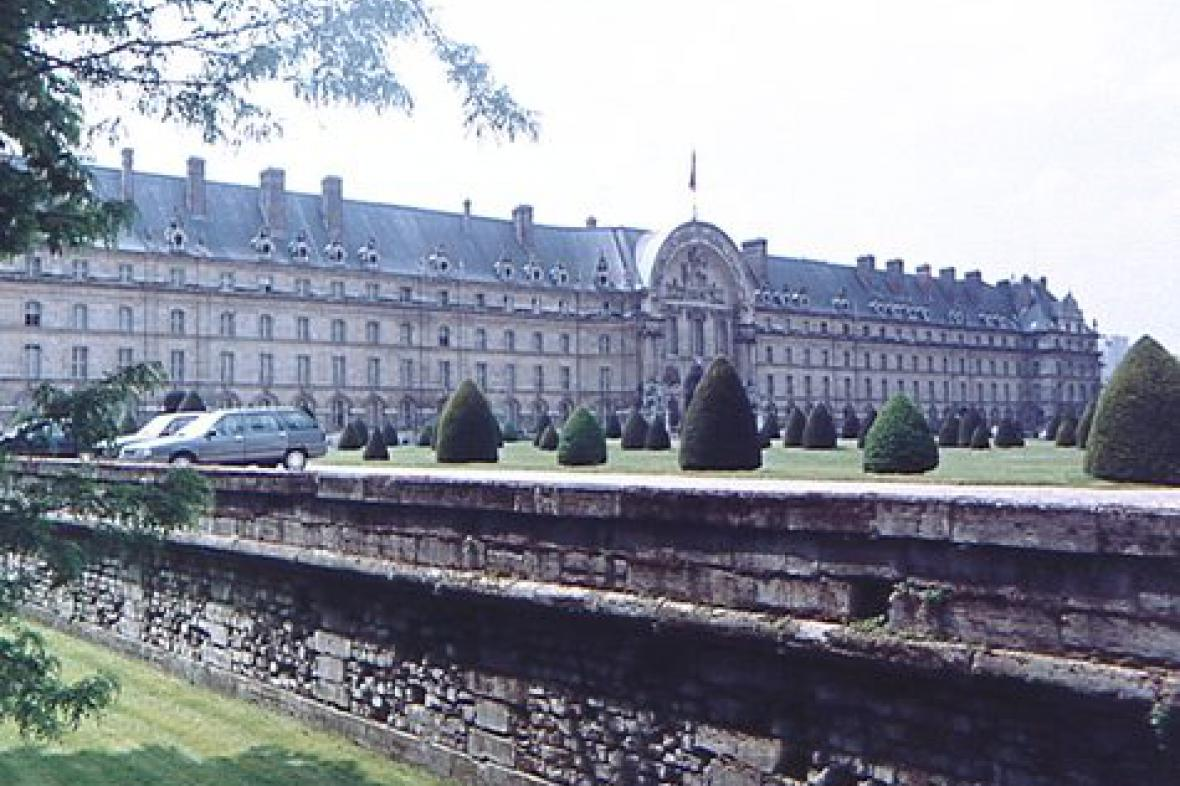Pařížská Invalidovna