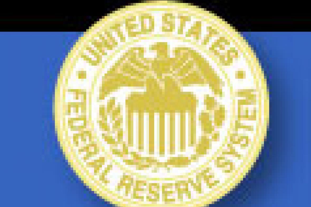 Logo amerického Fedu