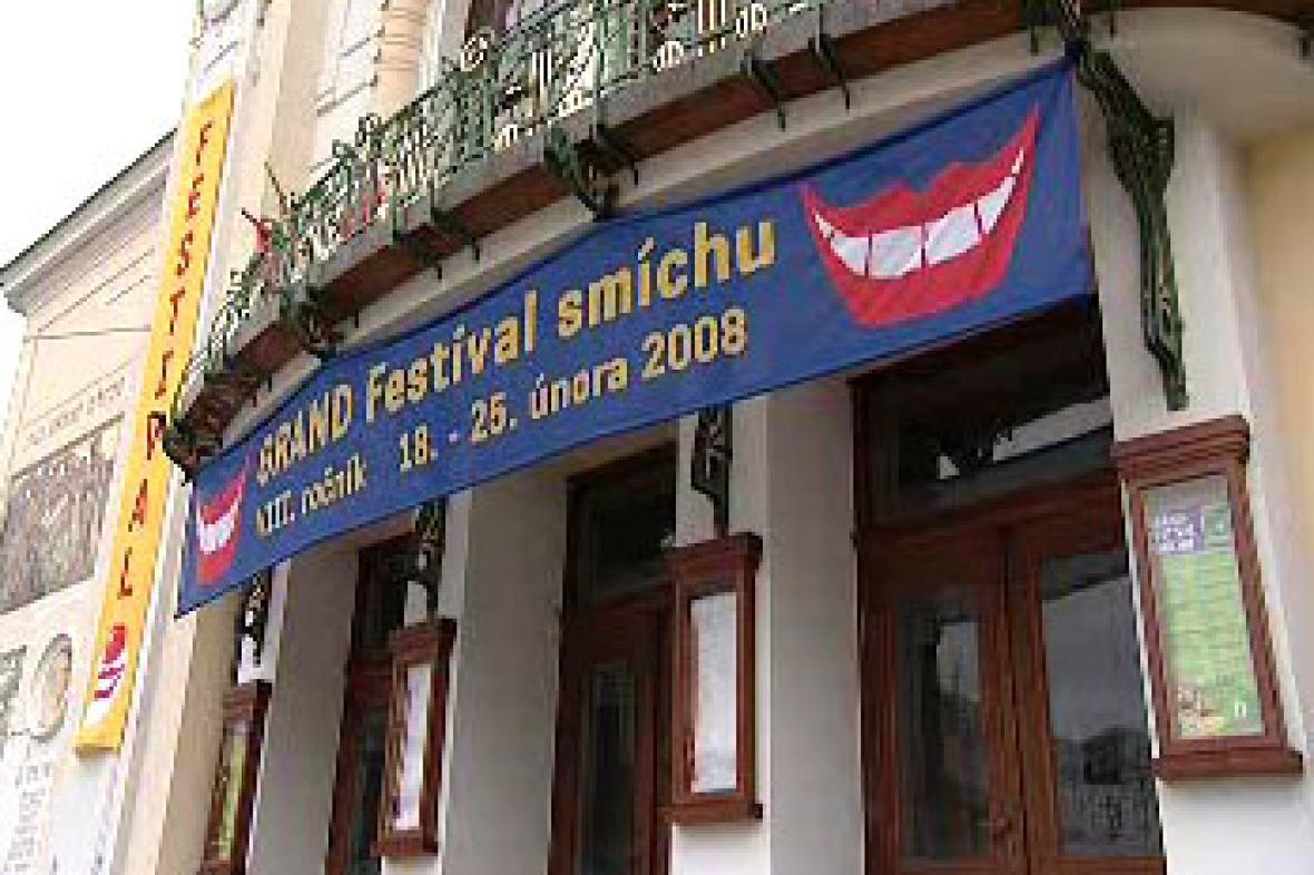 Grand Festival smíchu 2008