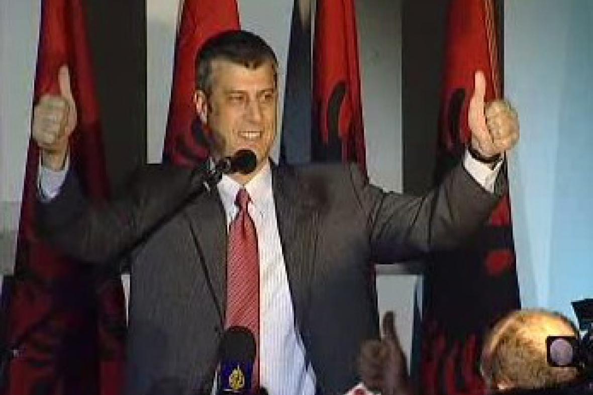 Hashim Thaçi
