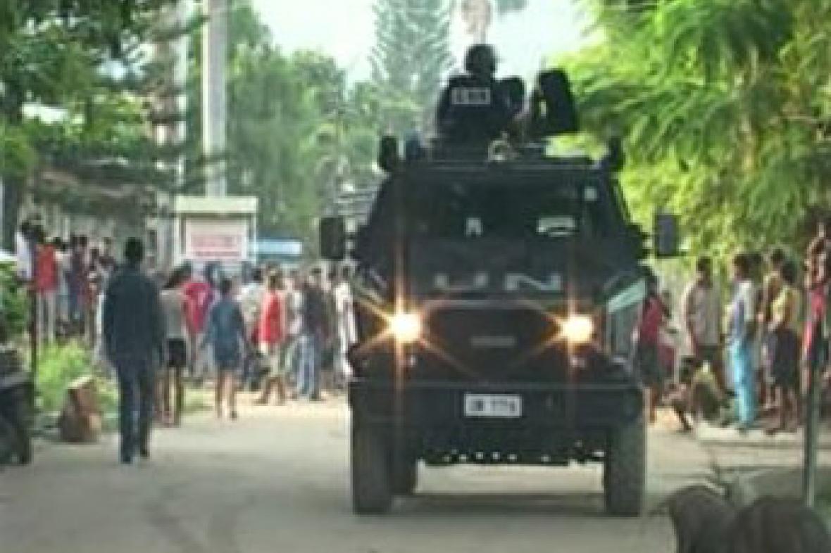 Vojáci na Východním Timoru