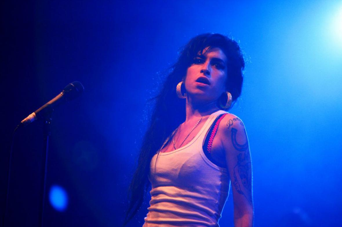 Amy Winehouseová