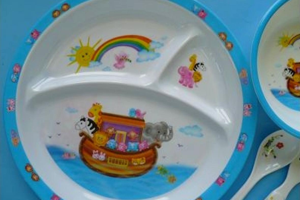 Dětské nádobí