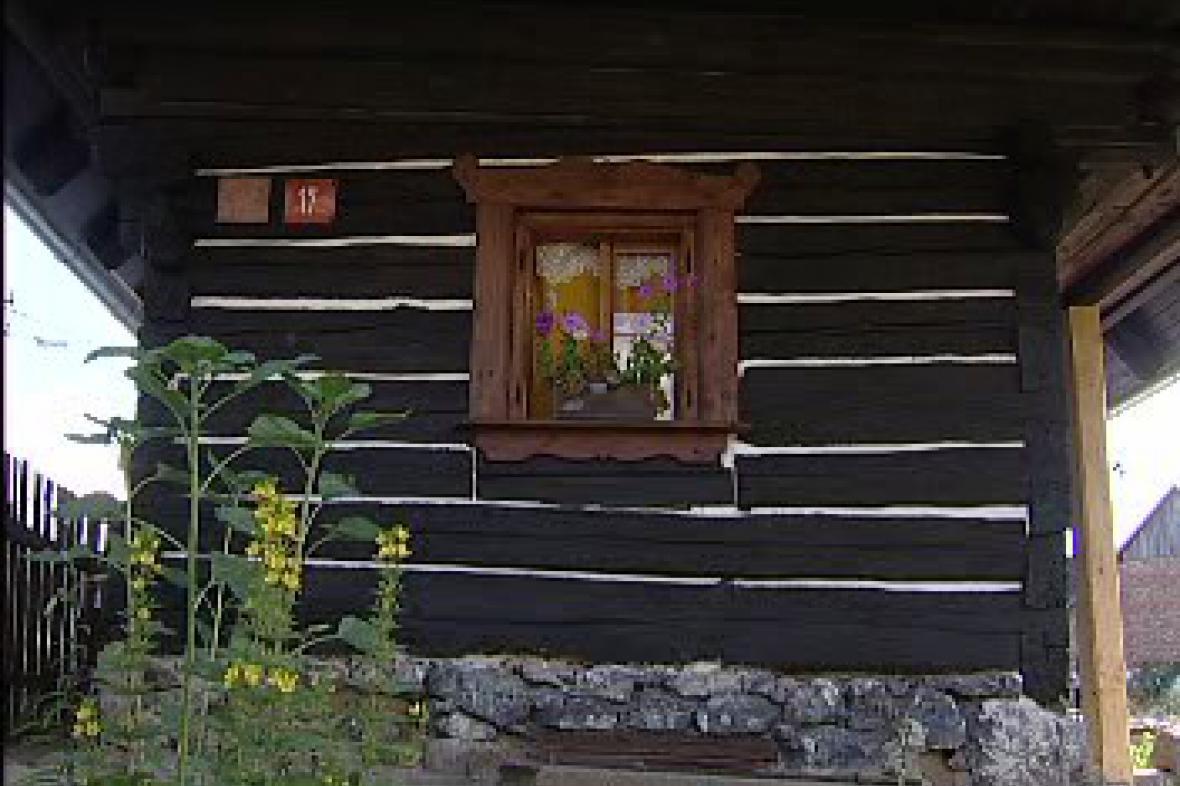Roubenka v Radkově