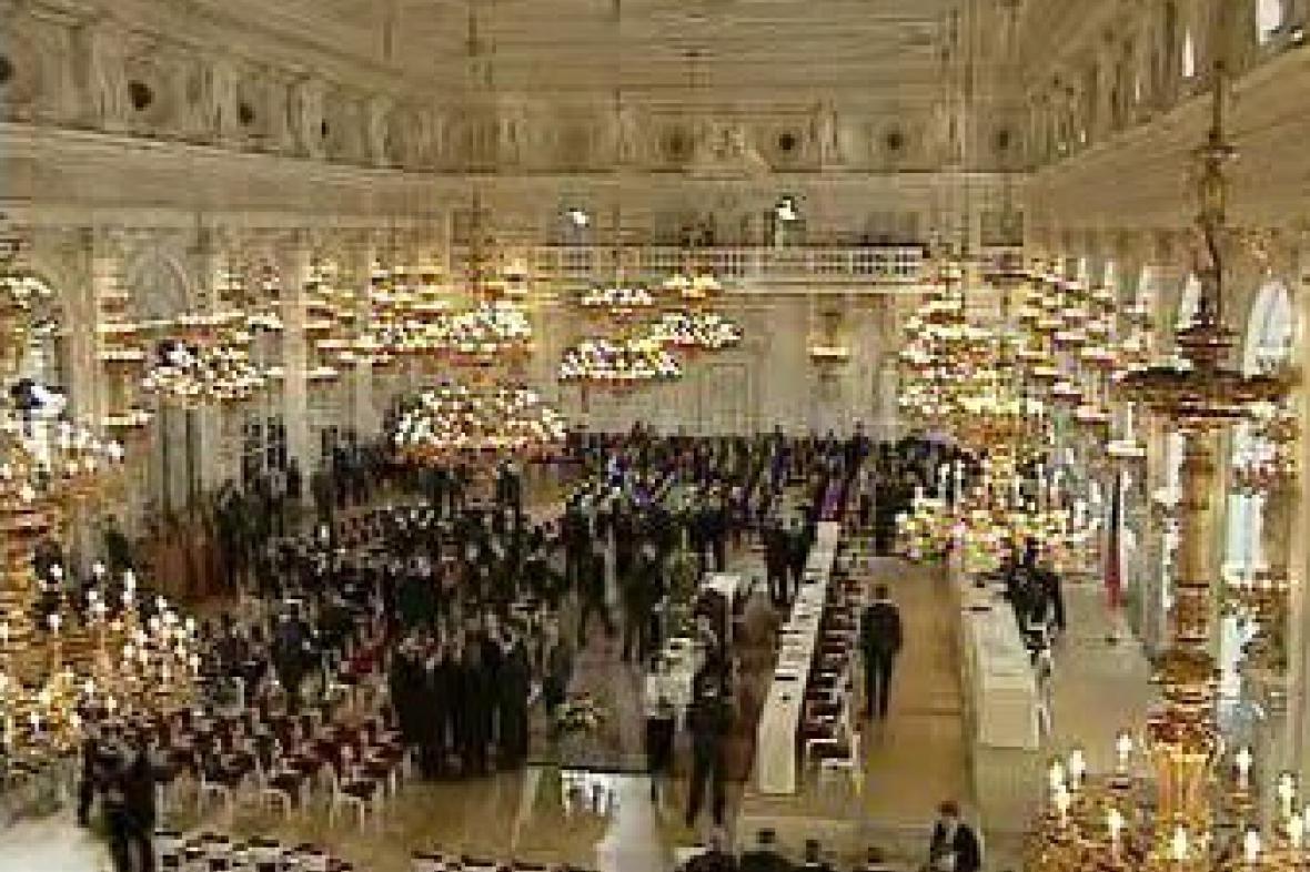Španělský sál Pražského hradu