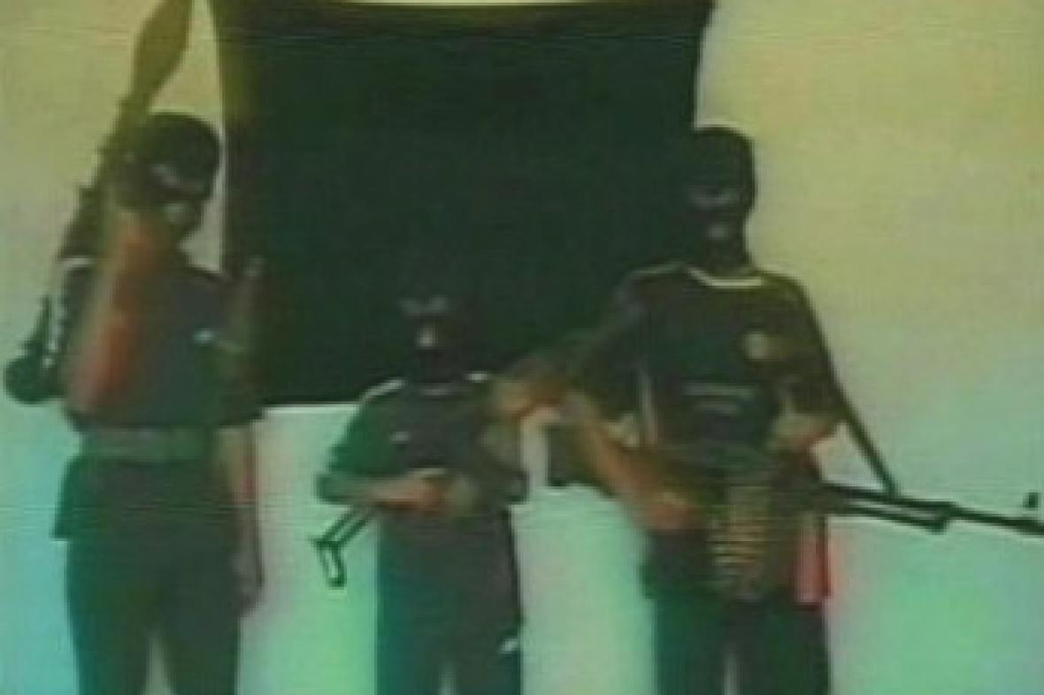 Dětští vojáci v Iráku