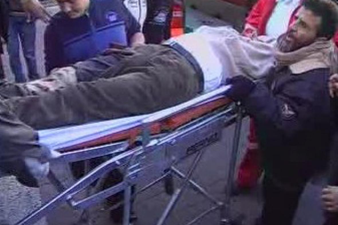 Ozbrojené střety v pásmu Gazy