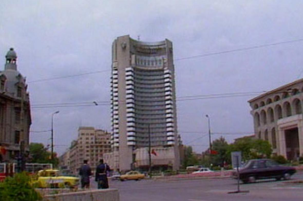 Náměstí v Bukurešti
