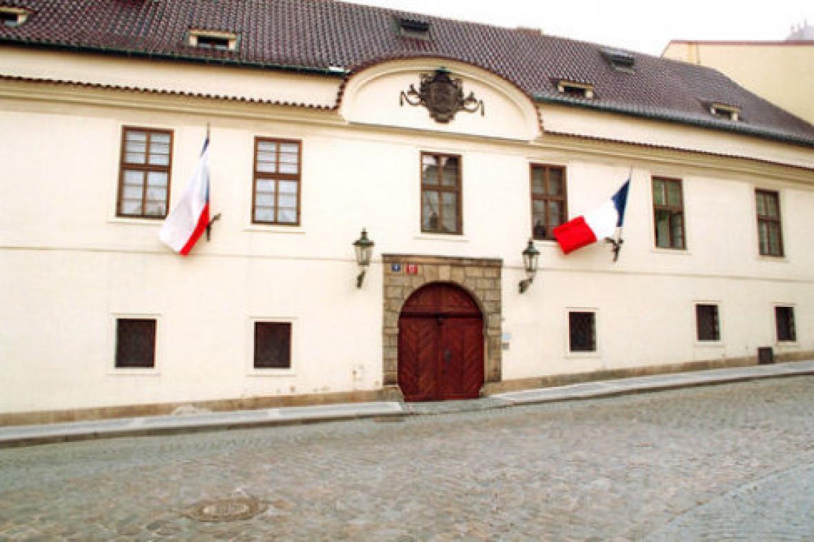 Hrzánský palác
