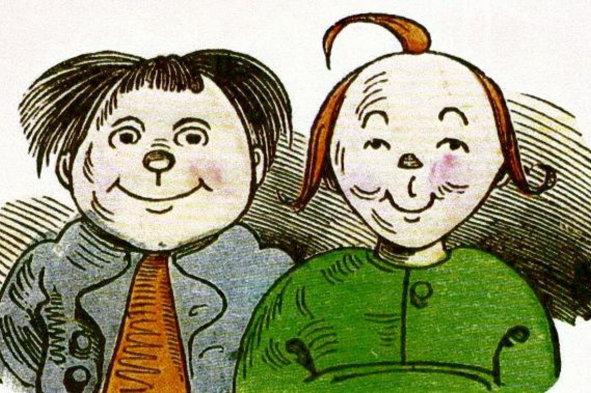 Max a Moritz