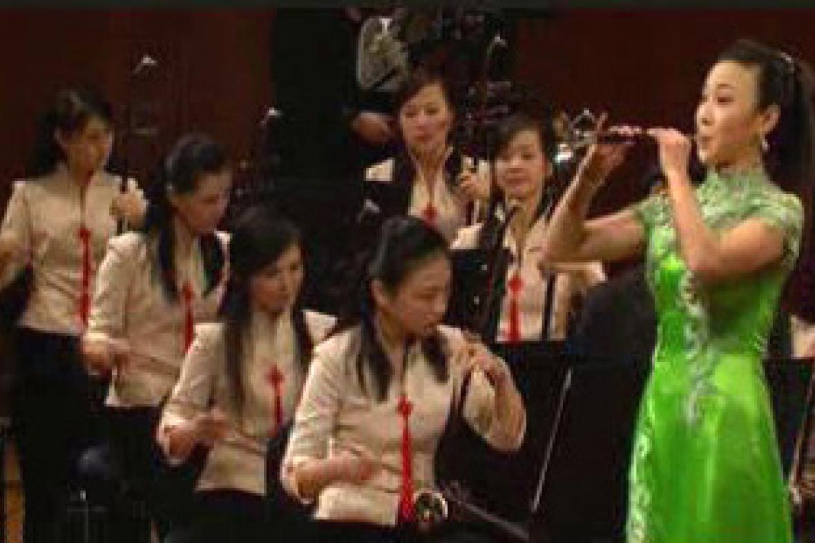 Čínský orchestr Kuang-tung