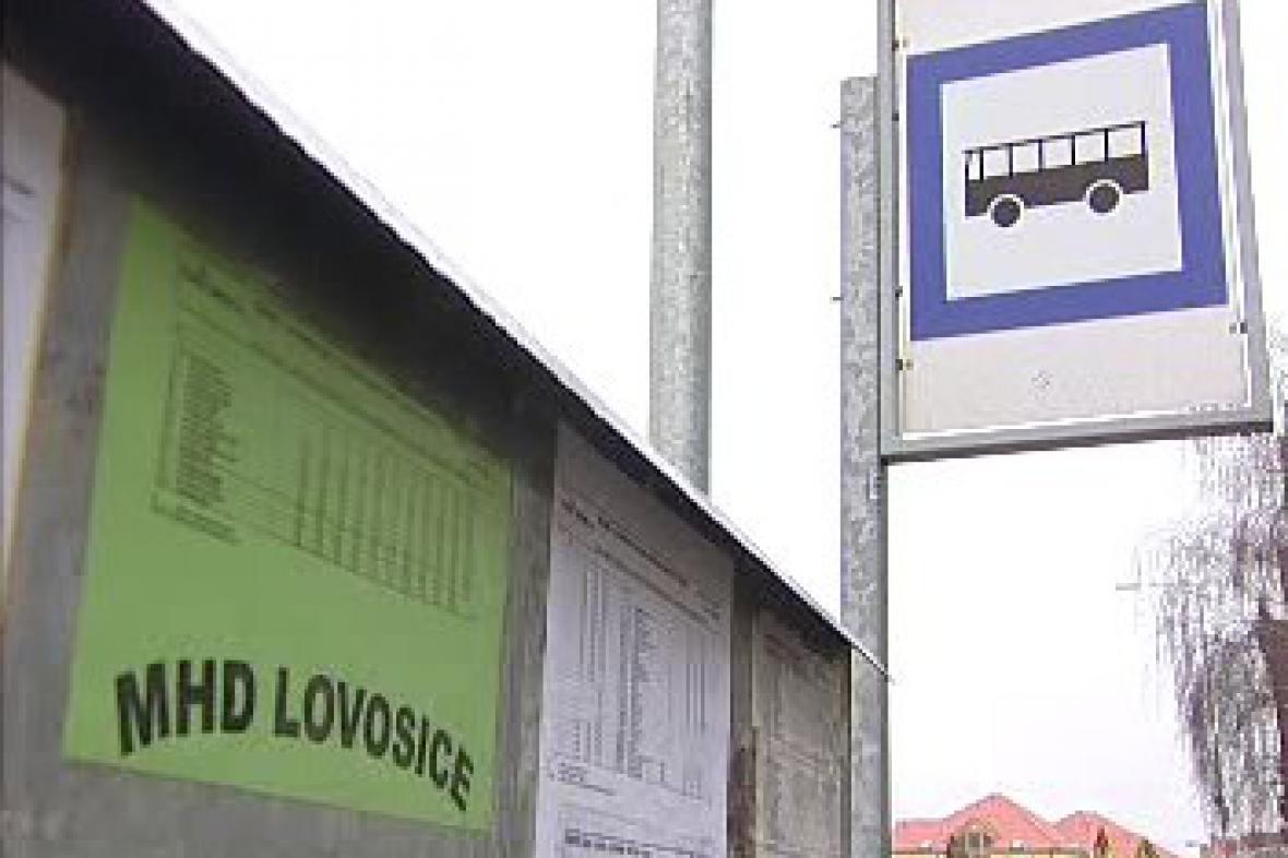 MHD Lovosice