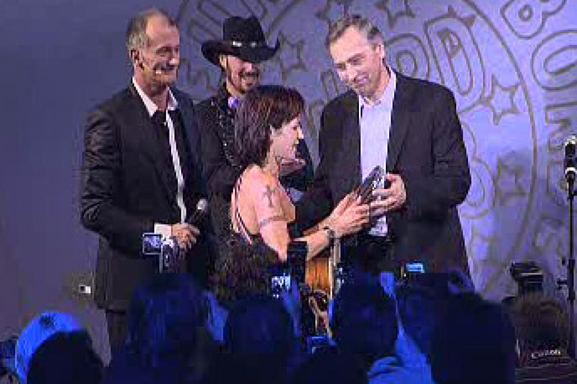 Hudební ceny EBBA