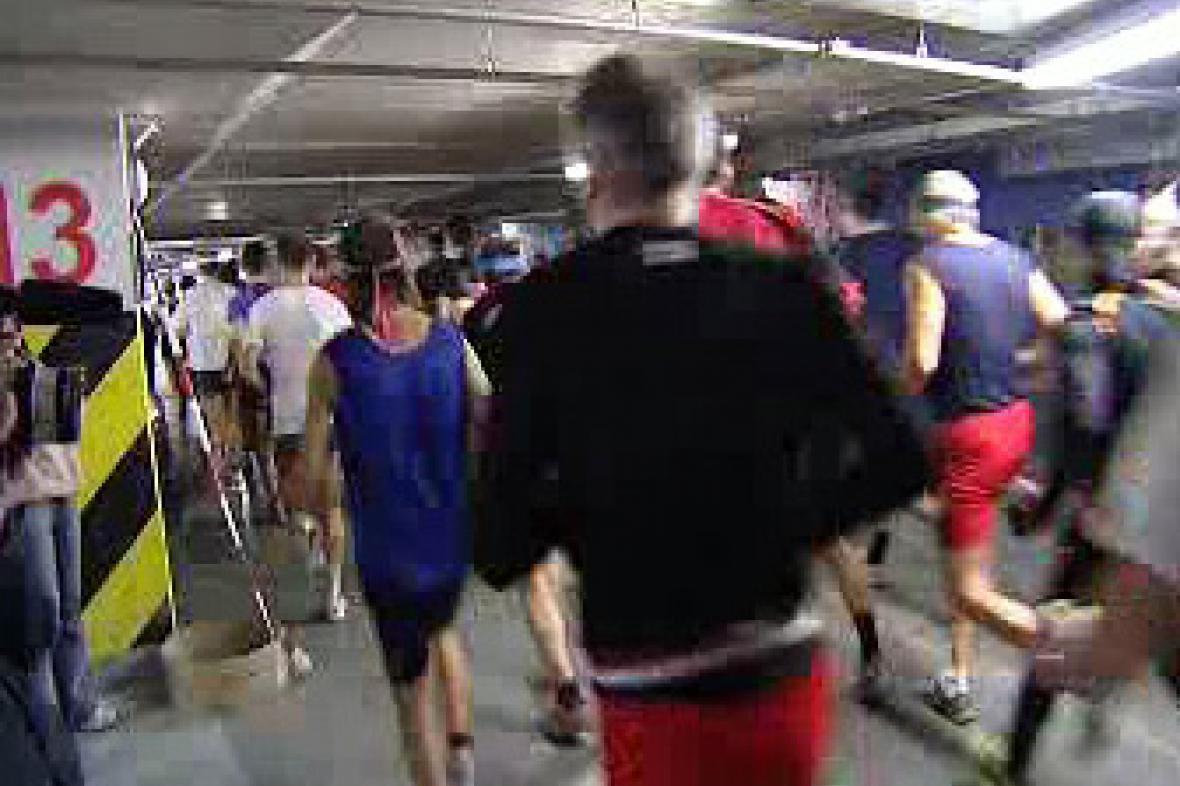 Podzemní maratón