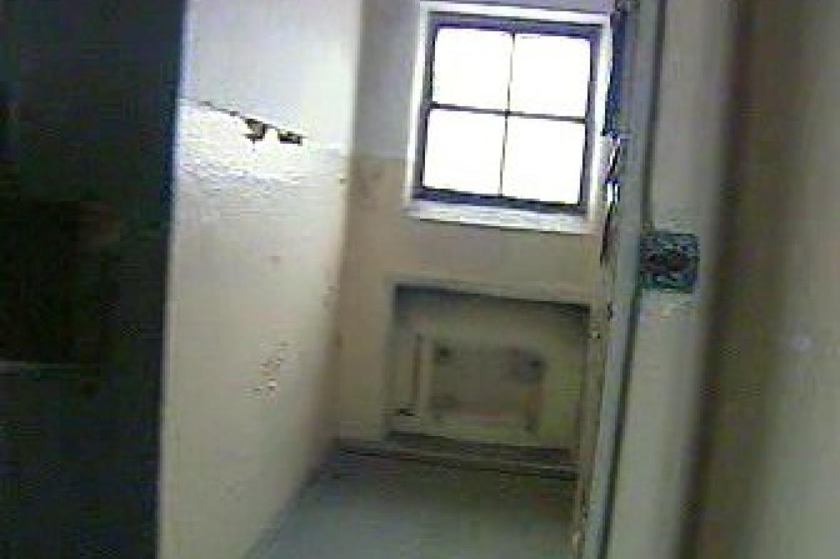 Věznice- vězeňská cela