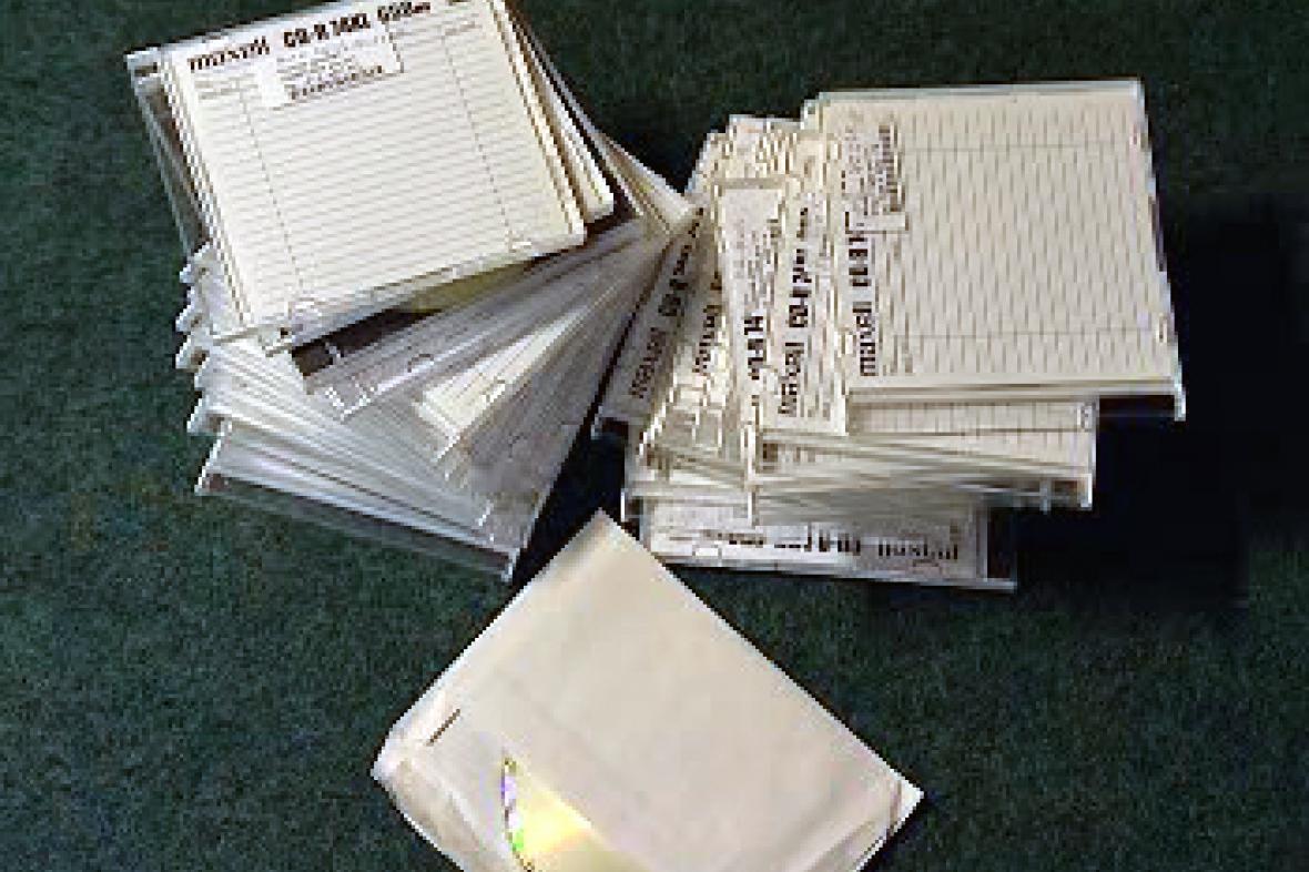 Odcizené lékařské dokumenty