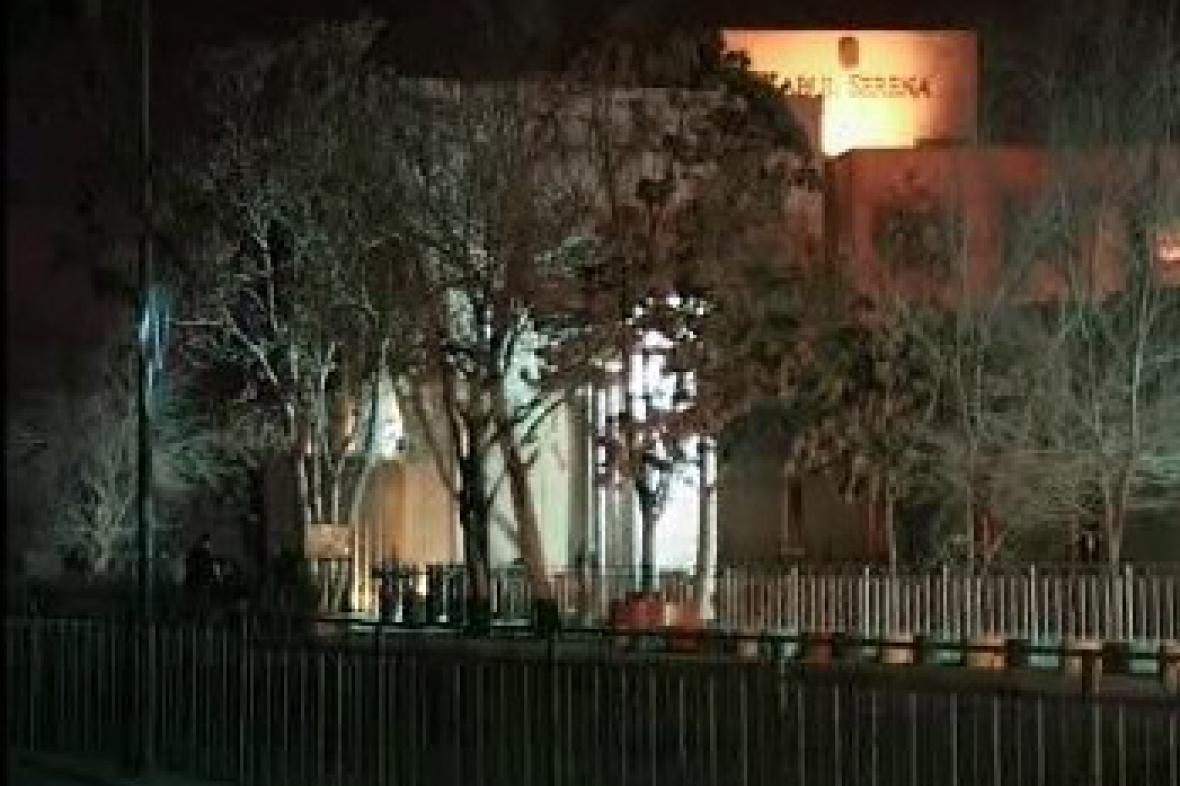 Kábulský hotel Serena