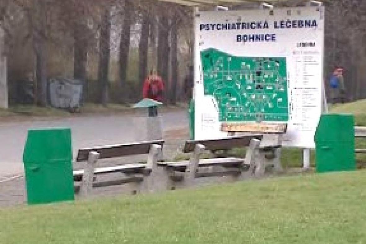 Areál Psychiatrické léčebny Bohnice