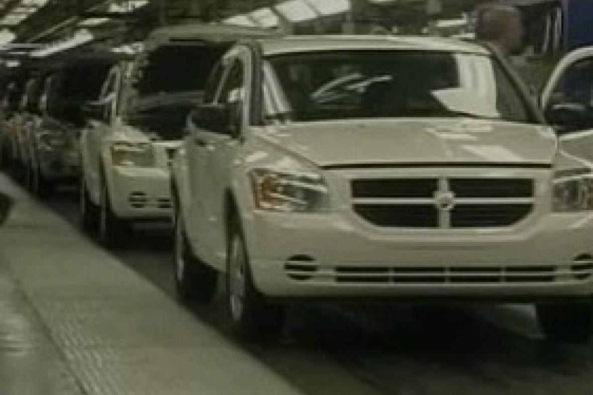 Americké automobilky
