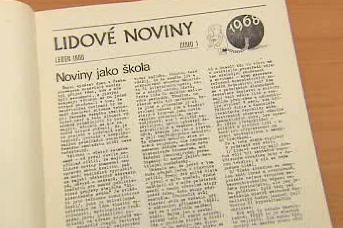 Lidové noviny/1968