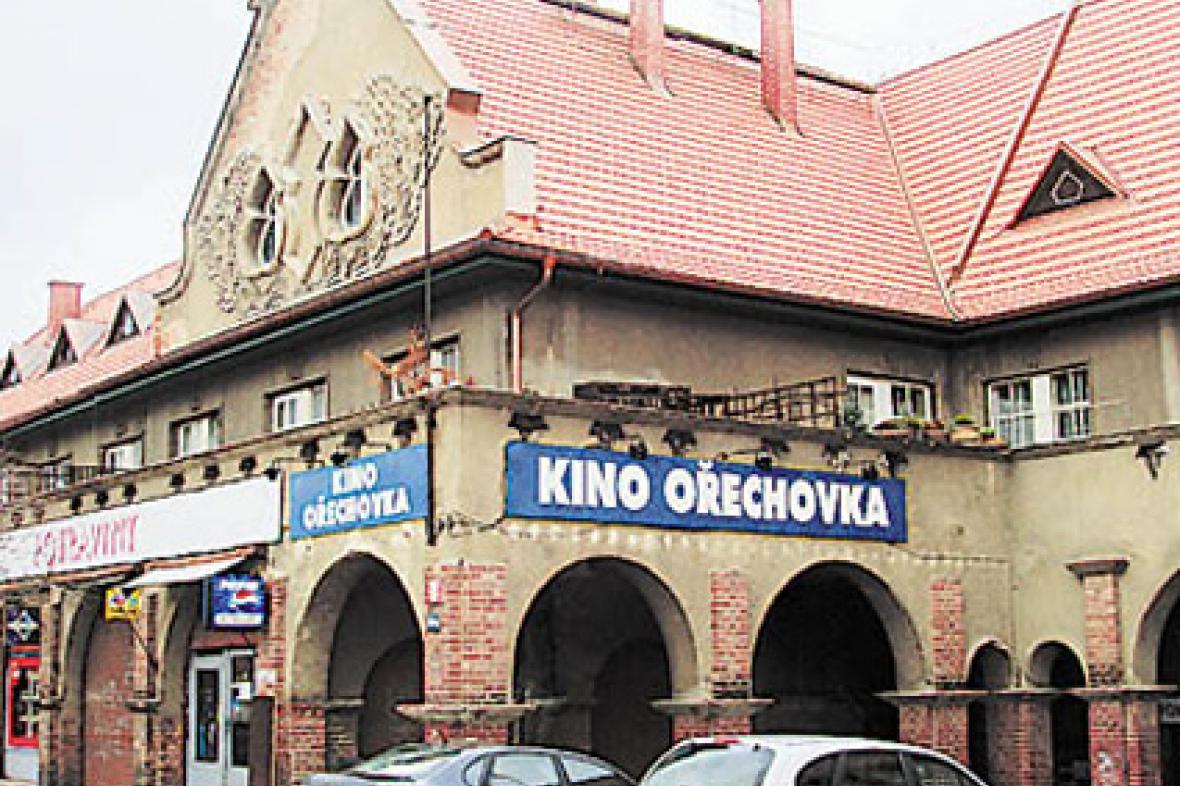 Kino Ořechovka