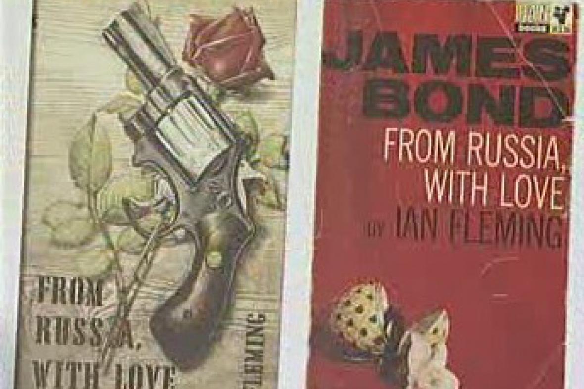 James Bond na známkách
