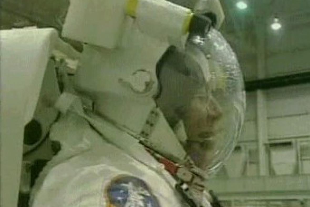 Americký kosmonaut